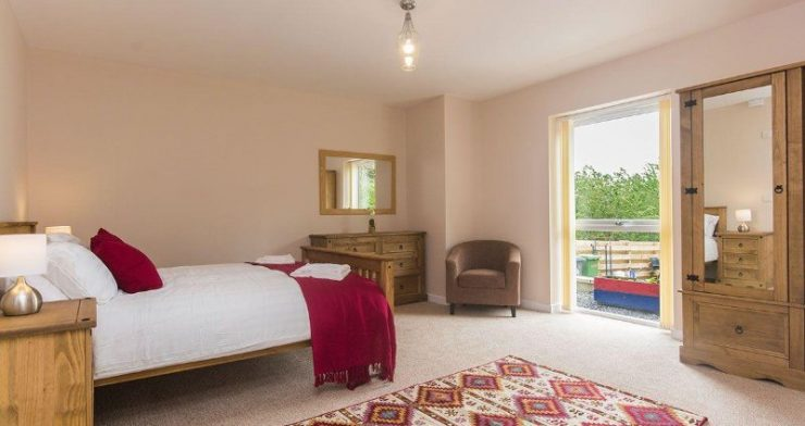 Breathing, In Nature. All rooms solo ensuite, 3 nights: £285