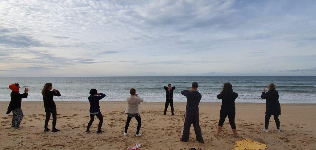 Life Right Retreats Tai Chi on the Beach (December)
