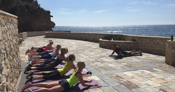 Luxury All Inclusive Boot Camp and Wellness Retreat