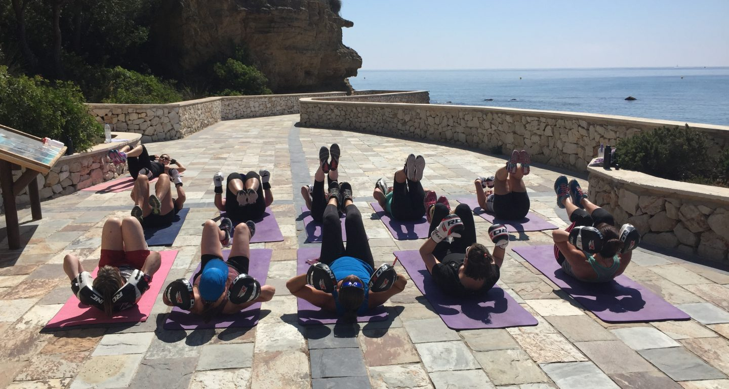 Fitness at the retreat