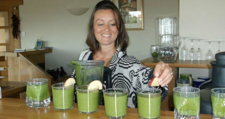Weight Loss Detox - Digestion Cleanse & Hormonal Reboot Holiday in S.W. France
