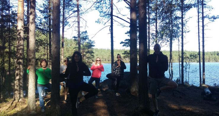 3 Night Yoga & Nature Immersion in the Swedish Forest