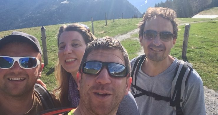 6 Day Outdoor Health & Fitness Revitalise French Alps