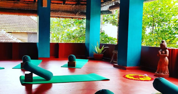Ayurveda Yoga Beach Retreat and Venue Hire in Kerala