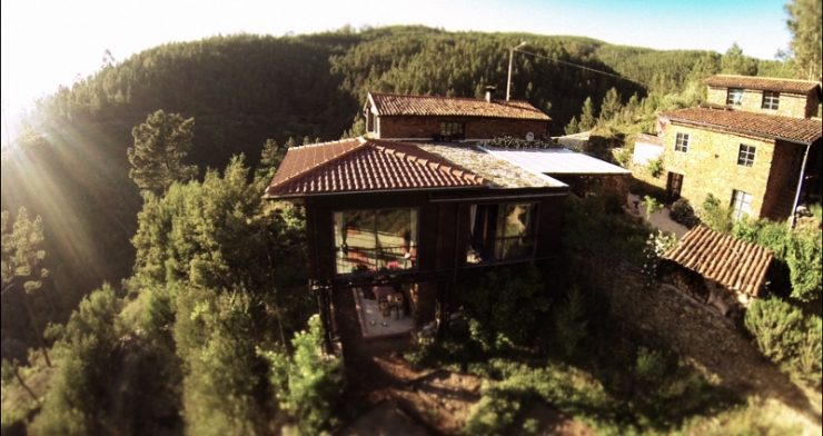 Yoga Retreats in the stunning mountains of central Portugal
