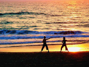 Therapeutic Qigong Holiday on La Gomera, Spain's magical Canary Island