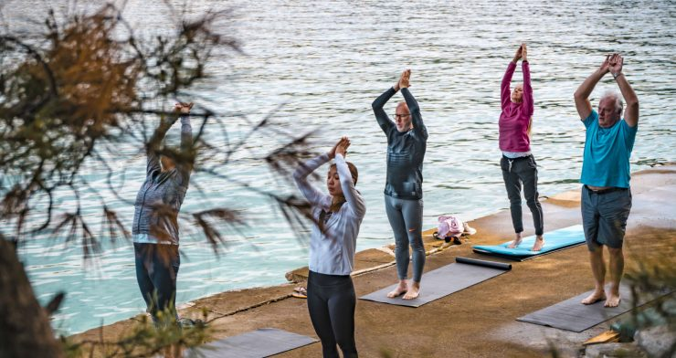Yoga Sailing Holidays in Croatia