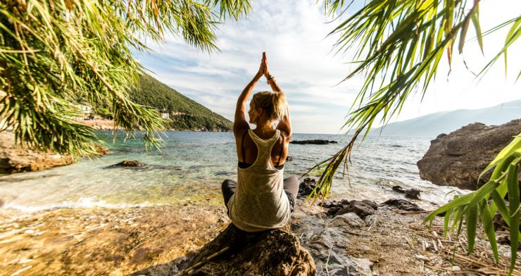 Healthy Options Yoga, Fitness and Activity Holidays – Lefkas, Greece