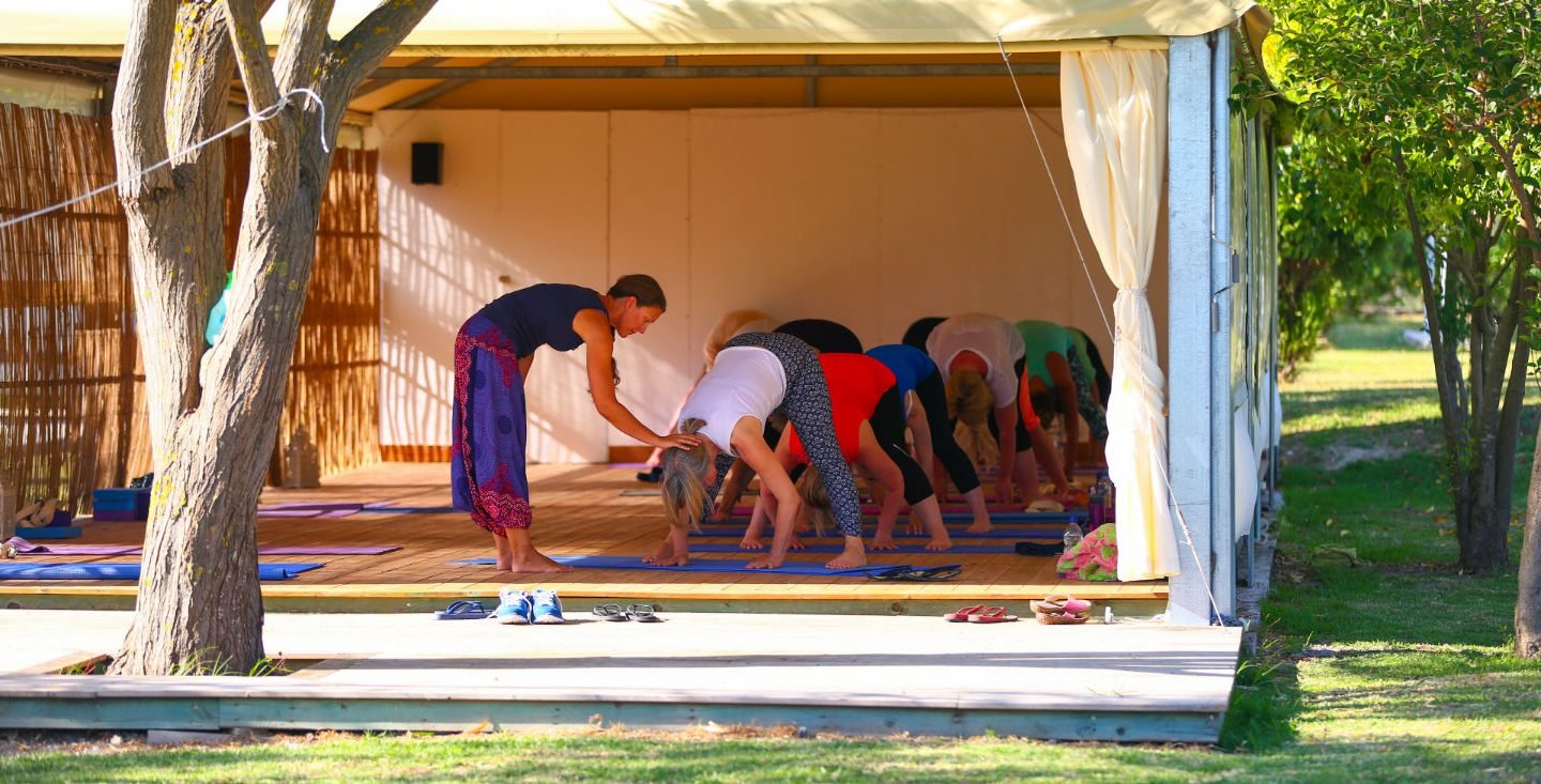 Yoga/Pilates and Fitness Classes