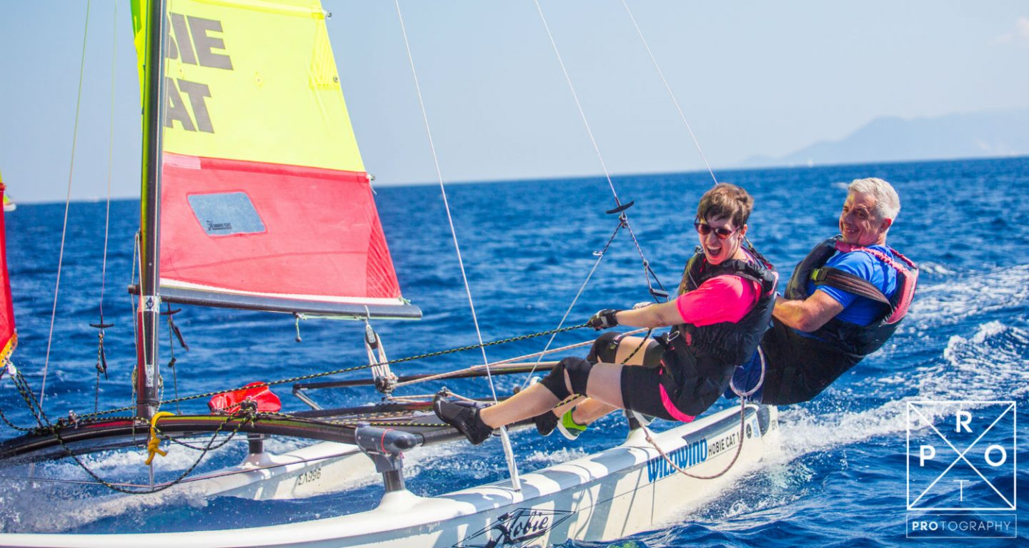 Sailing Taster with experienced instructor