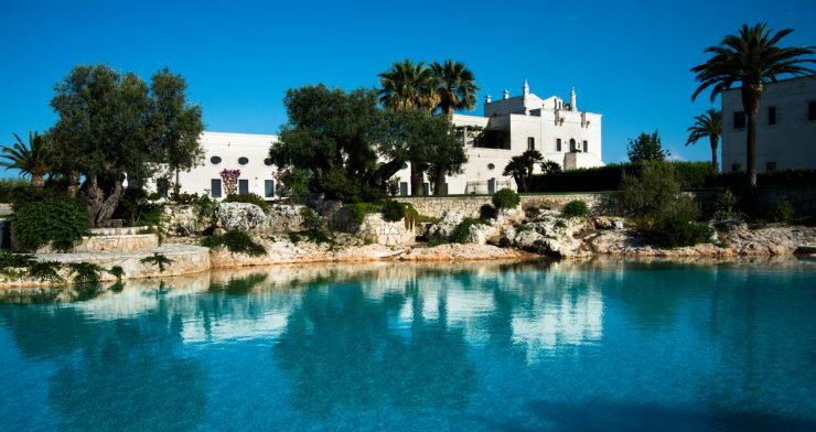 Masseria San Domenico, a quiet retreat nestled in the heart of Puglia