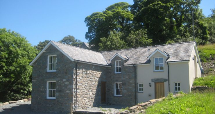 Beautiful Hideaway Cottage in Snowdonia