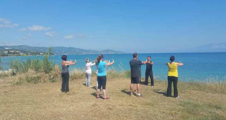 Health and Wellness, Beginners Tai Chi and Qi Gong Retreat