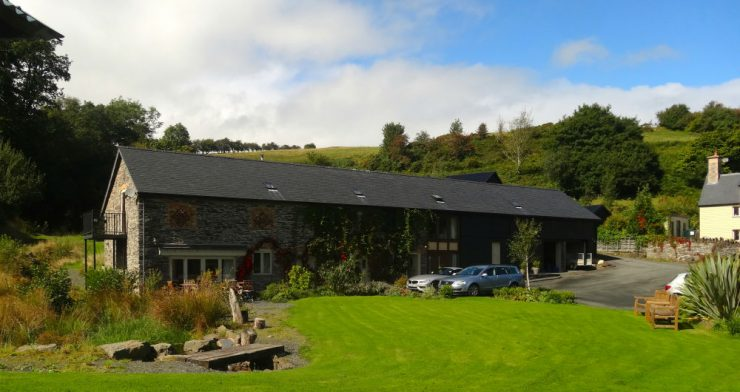 Rural Venue for Yoga Holidays and Retreats in Powys, Wales