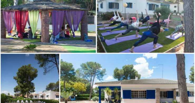 Villa La Canada, Retreat Venue in Valencia, Spain