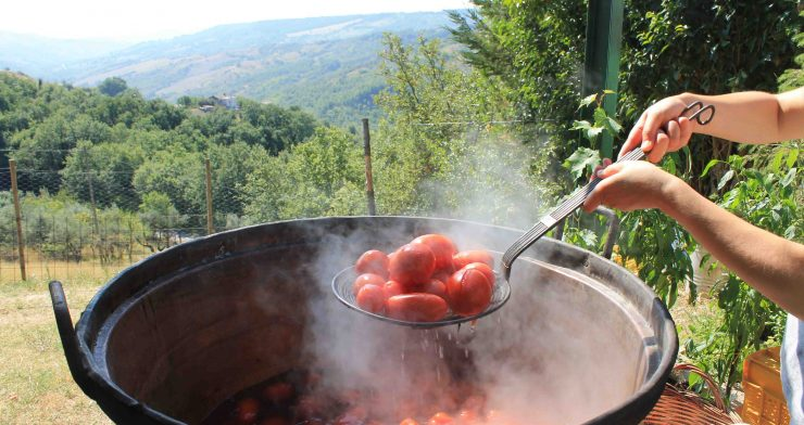 Relaxing Food Weekend - in the heart of the Majella Mountains, Central Italy