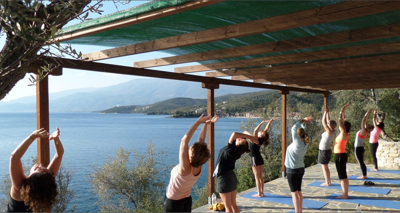 Yoga facilities