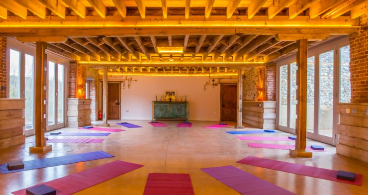August Bank Holiday Yoga Retreat in Norfolk 2020