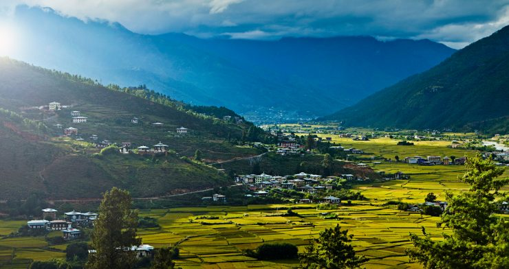 Luxurious Himalayan Retreat in Paro, West Bhutan - Yoga, Wellness, Adventure