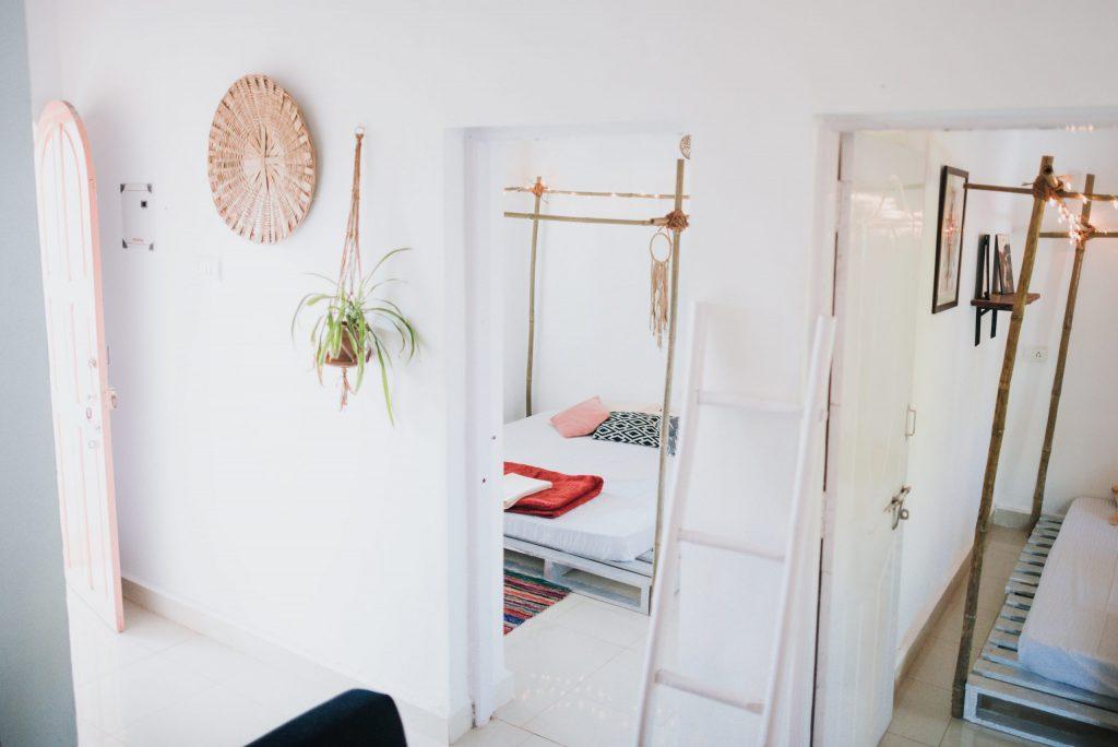 Inside Luxury Accommodation Wigwam Goa