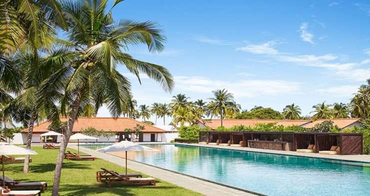Luxury Spa Retreat in Sri Lanka