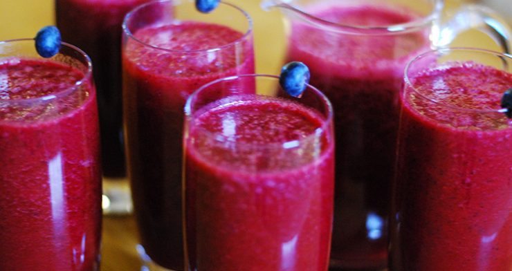 Luxury Juice Detox Retreat...