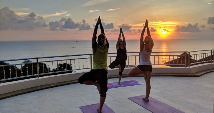 All-Inclusive Luxury Yoga Retreats, Koh Phangan
