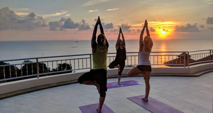 All-Inclusive Luxury Yoga Retreats, Koh Phangan