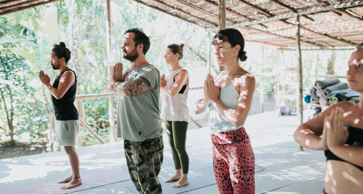 Yoga and Healing
