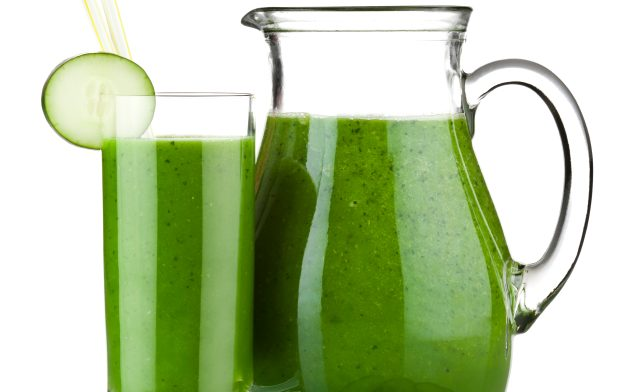 Green Juice Cleanse with Yoga, Meditation, Fitness and Therapies