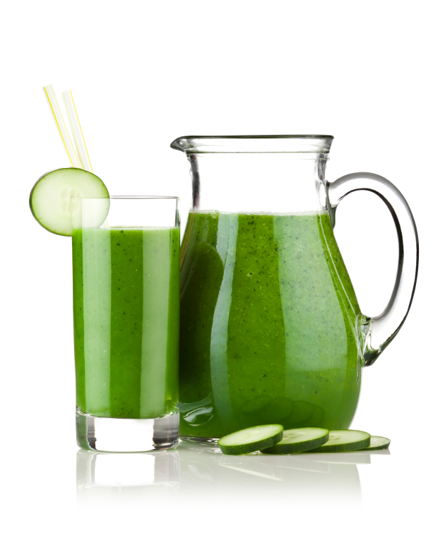 Green Juice Cleanse with Platinum Healing