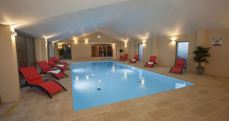NO.1 Fitness And Yoga Retreat With Luxury Treatments