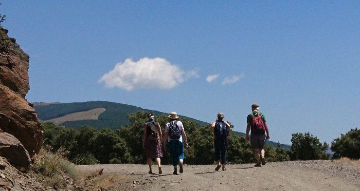 Winter Walking in Southern Spain