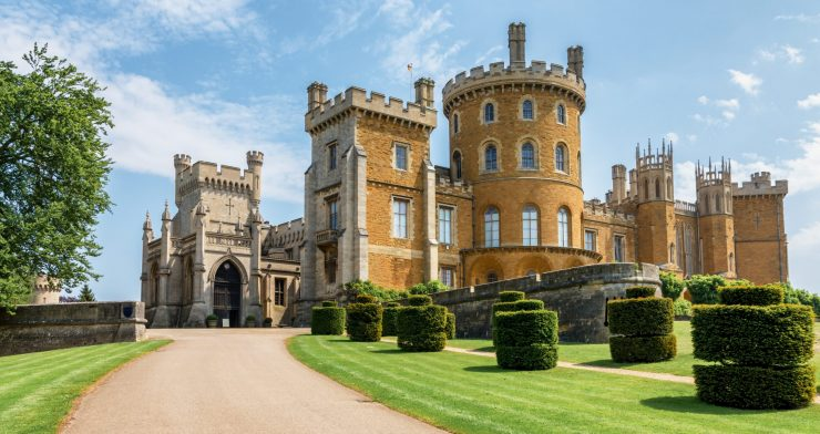 Exclusive 5* Juice Detox, Yoga and Healing Retreat at Belvoir Castle