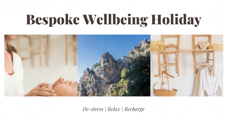 Unique Relaxation Holiday with mindfulness movement and transformational healing