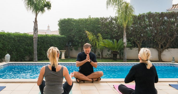 Flowinnature meditation and yoga retreat for a transformative holiday in the sun