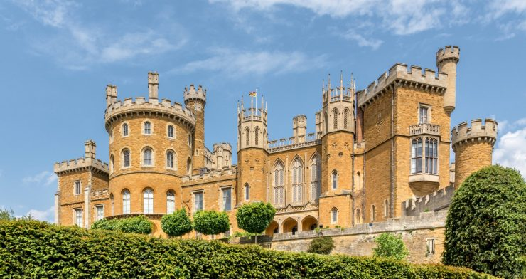 Exclusive Juice Detox, Yoga and Healing Retreat at Belvoir Castle