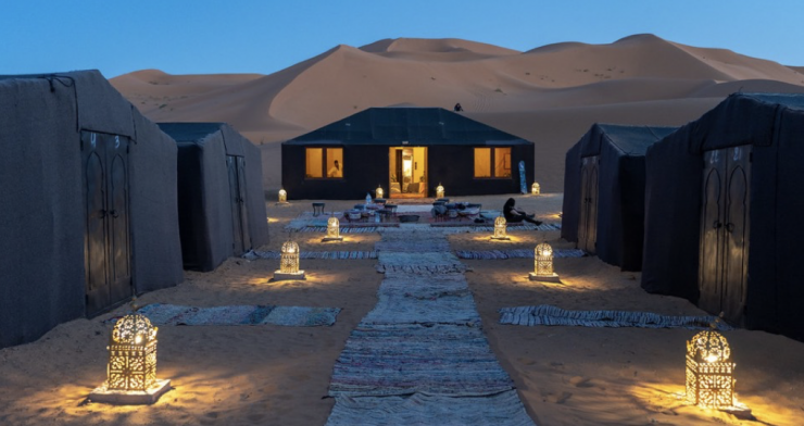 Sahara Desert Retreat