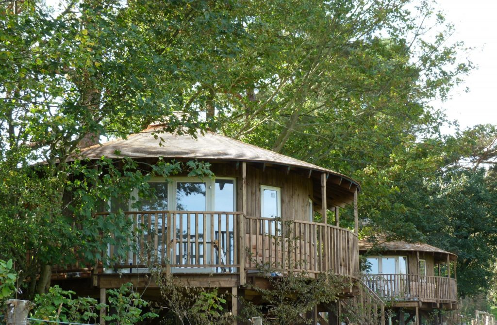 Eco Lodges at Fair Oak Farm