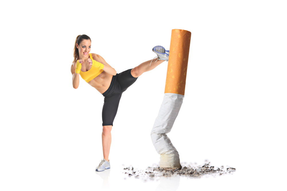 Stop Smoking Retreat with Platinum Healing