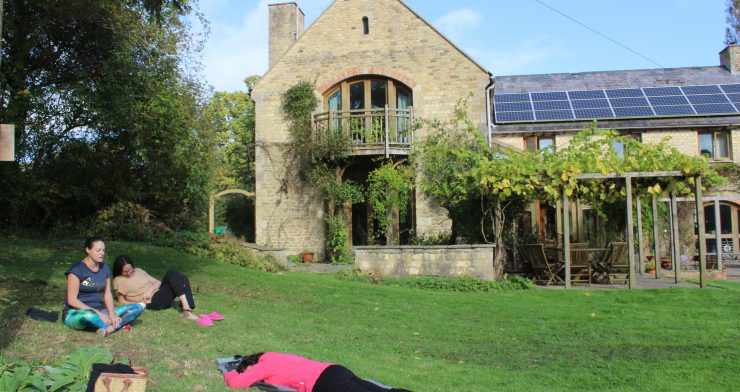 Spring Cleanse Yoga Retreat. Cotswolds
