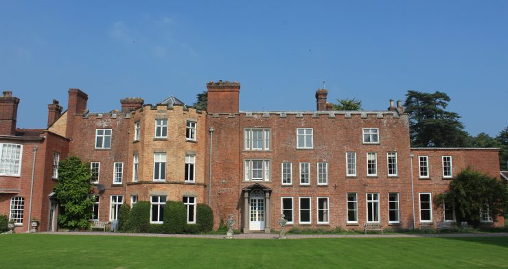 Jubenescence Wellness and Wellbeing retreat at Henley Hall