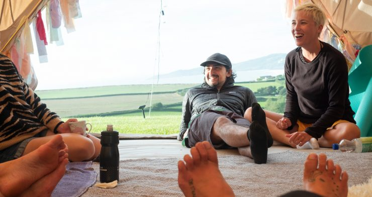 Cooking, Yoga and Wellness Retreat in Devon