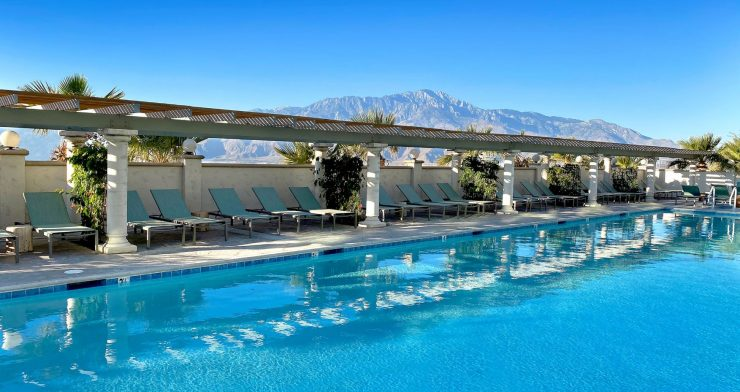 Azure Palm Hot Springs Resort & Day Spa