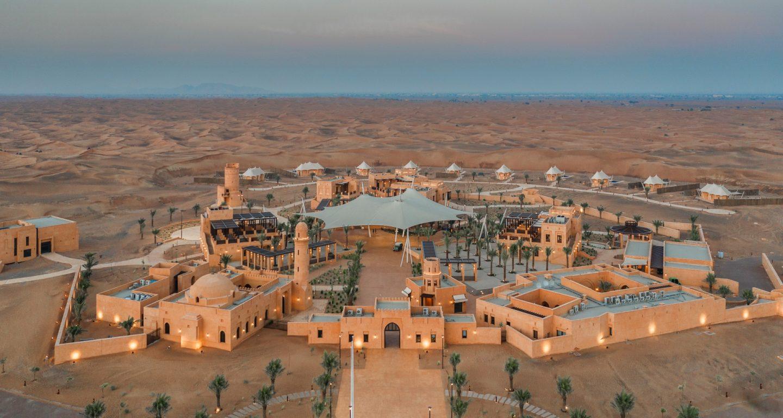 Mysk Al Badayer Retreat