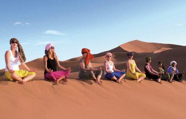 Arabian Desert Bliss Retreat, United Arab Emirates