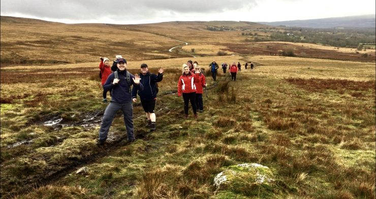 3 Day – Walking Weekend – West Brecon Beacons