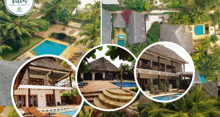 Tamani Villas – Holidays with a difference!