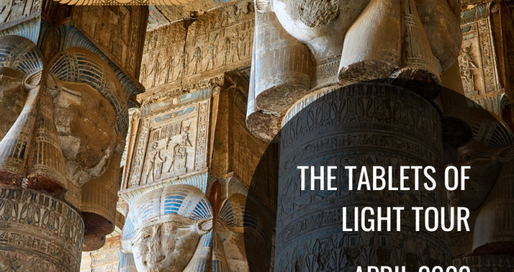 The Tablets of Light Tour 2022